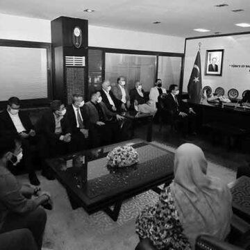 Başkan Zolan: Esas olan millete hizmet etmektir