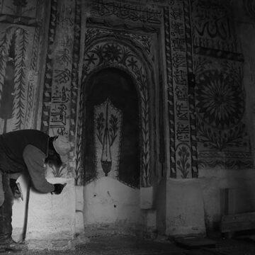 137 yıllık caminin restorasyonunu Pamukkale Belediyesi gerçekleştiriyor
