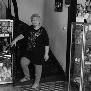 Hobi olarak başladı müze dolusu bez bebek yaptı