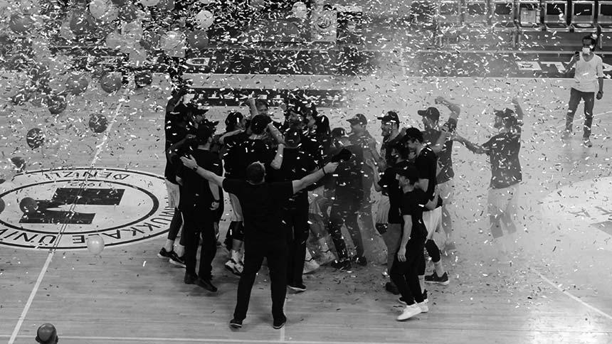 Denizli tarihinde ilk: Merkezefendi Basket süper ligde