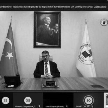 PAÜ'den Türk Dünyası arasındaki bağları güçlendiren sempozyum