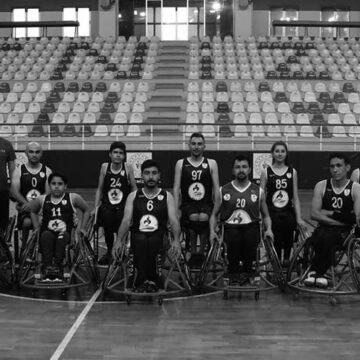 Pamukkale Belediyesporlu basketbolcular lige hazır