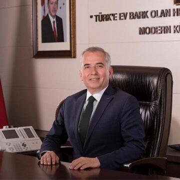 Başkan Zolan'dan AK Parti 20. kuruluş yıldönümü mesajı