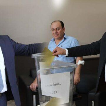 Denizli Barosu'nda seçim heyecanı