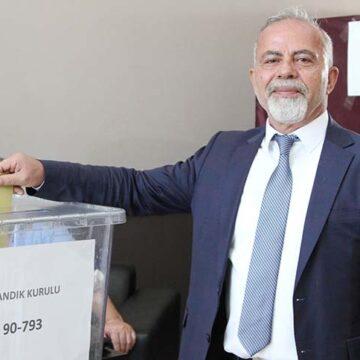 Denizli Barosu'nda 10 yıl sonra başkan değişti