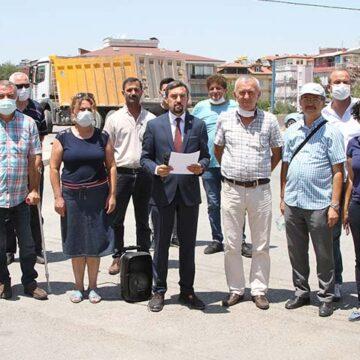 CHP, AKP'li başkanı 'Vizyon Projesi' ile vurdu: Önce içme suyu sorununu çöz!