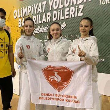 Denizli ve Türkiye'yi Avrupa'da temsil edecekler