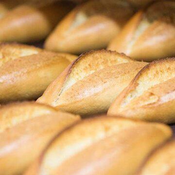 Denizli'de ekmeğe 25 kuruş zam yapıldı