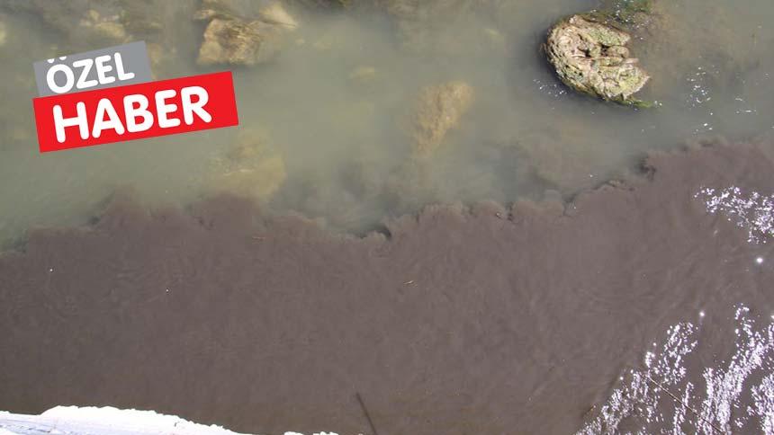 Menderes'ten sonra Dalaman: 5 kaynaktan kirletiliyor