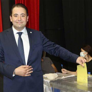 Memleket Partisi il başkanı Erhan Derici oldu