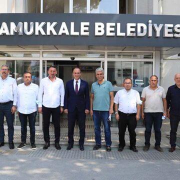Pamukkale Belediyespor yeni dönemde şaha kalkacak