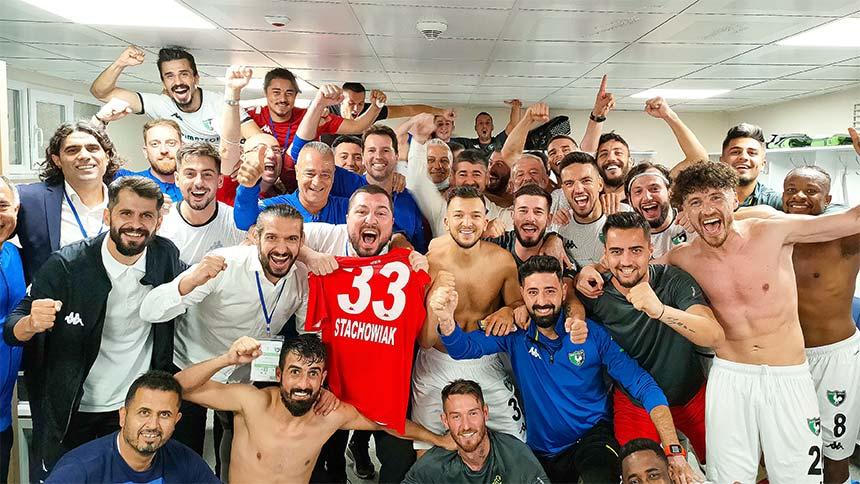 Denizlispor'dan ilk goller ilk puanlar 0-2