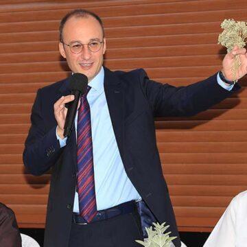 Başkan Örki kekik üreticileri ile buluştu