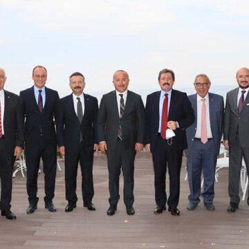 Seyir Tepesi, GEKA toplantısına ev sahipliği yaptı