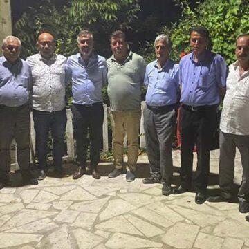 MHP Yönetimi Honaz'da sorunları dinledi