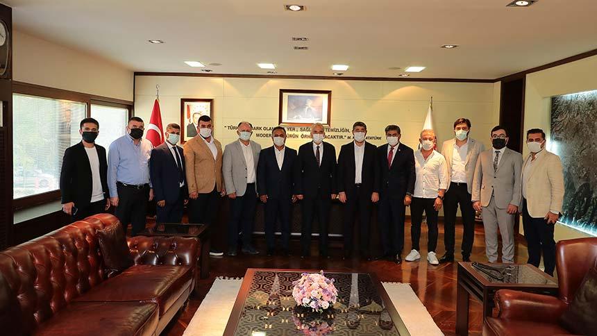 """Başkan Zolan: """"Denizlispor, Denizlimizin en değerli markasıdır"""""""