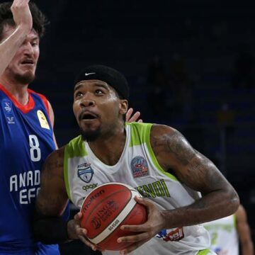 Merkezefendi Basket, Anadolu Efes'e uzatmada kaybetti