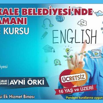 Pamukkale'de kurs başvurularında son gün 10 Ekim
