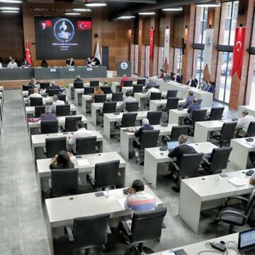 Pamukkale Belediyesi 20222 yılı bütçesi 400 milyon lira olarak belirlendi