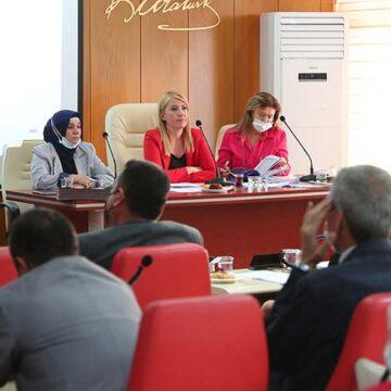 Merkezefendi Belediyesi 2022 yılı bütçesi 435 milyon lira